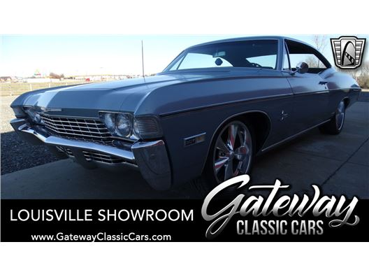 1968 Chevrolet Impala for sale in Memphis, Indiana 47143