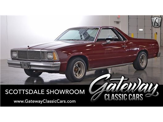1980 Chevrolet El Camino for sale in Phoenix, Arizona 85027