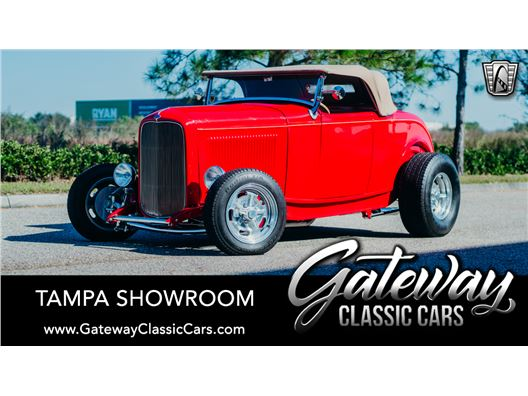 1932 Ford Hi-Boy for sale in Ruskin, Florida 33570