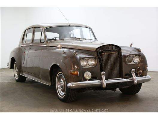1960 Bentley S2 for sale in Los Angeles, California 90063