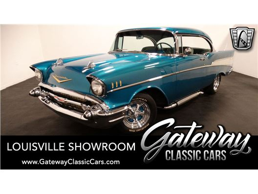 1957 Chevrolet Bel Air for sale in Memphis, Indiana 47143