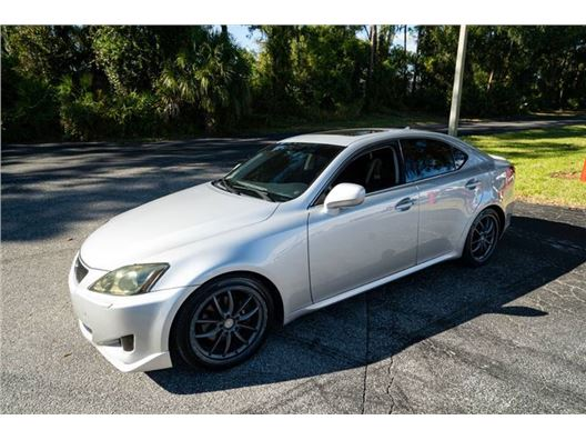 2007 Lexus IS 250 for sale in Sarasota, Florida 34232