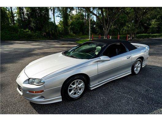 2002 Chevrolet Camaro for sale in Sarasota, Florida 34232