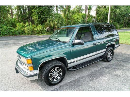 1996 Chevrolet Tahoe for sale in Sarasota, Florida 34232