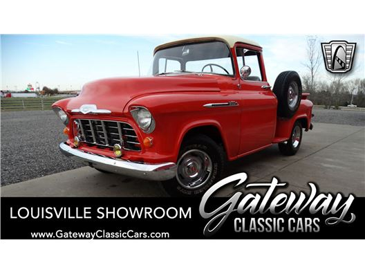 1956 Chevrolet Apache for sale in Memphis, Indiana 47143