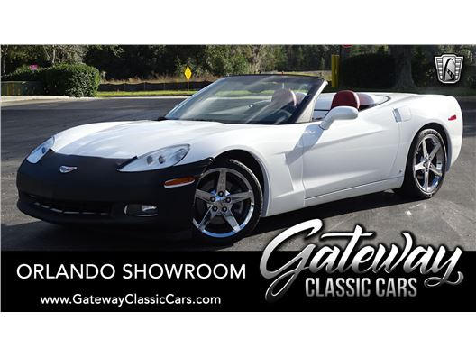 2007 Chevrolet Corvette for sale in Lake Mary, Florida 32746
