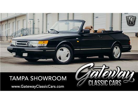 1992 Saab 900 for sale in Ruskin, Florida 33570