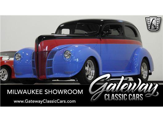 1940 Ford Sedan for sale in Kenosha, Wisconsin 53144