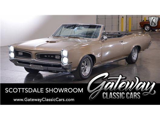 1966 Pontiac GTO for sale in Phoenix, Arizona 85027
