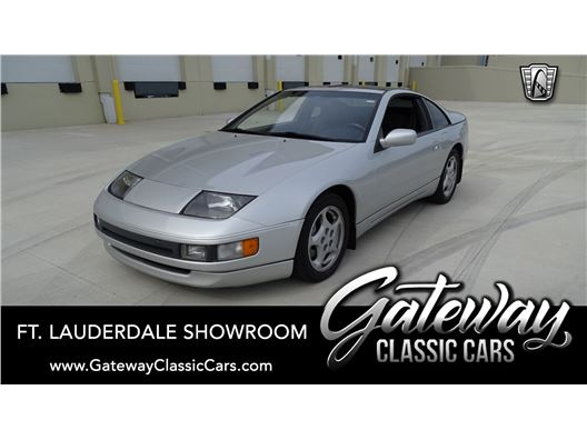 1990 Nissan 300ZX for sale in Coral Springs, Florida 33065