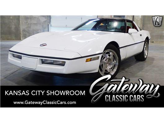 1990 Chevrolet Corvette for sale in Olathe, Kansas 66061