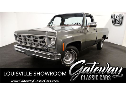 1979 Chevrolet C10 for sale in Memphis, Indiana 47143