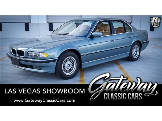2001 BMW 740i for sale in Las Vegas, Nevada 89118