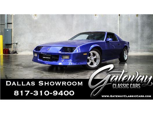 1990 Chevrolet Camaro for sale in DFW Airport, Texas 76051