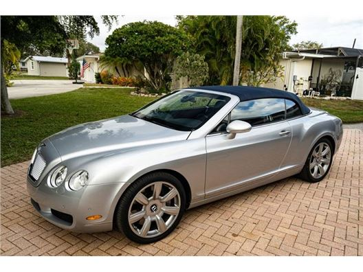 2007 Bentley Continental for sale in Sarasota, Florida 34232