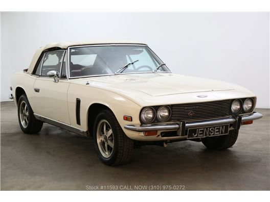 1974 Jensen Interceptor for sale in Los Angeles, California 90063