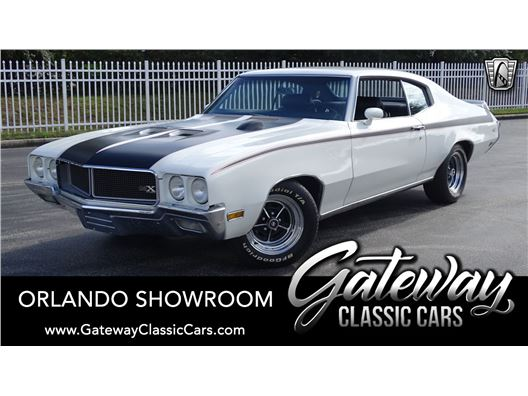 1970 Buick GSX for sale on GoCars.org