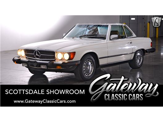 1984 Mercedes-Benz 380SL for sale in Phoenix, Arizona 85027