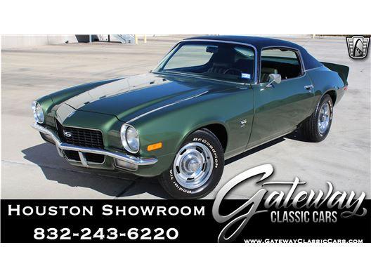 1970 Chevrolet Camaro for sale in Houston, Texas 77090