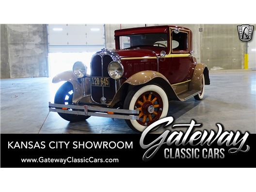 1929 Oakland American 6 for sale in Olathe, Kansas 66061