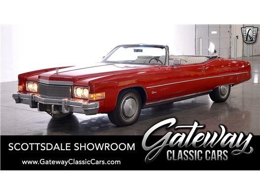1974 Cadillac Eldorado for sale in Phoenix, Arizona 85027