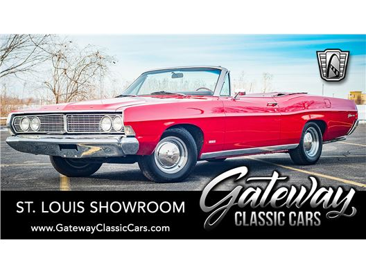 1968 Ford Galaxie for sale in OFallon, Illinois 62269