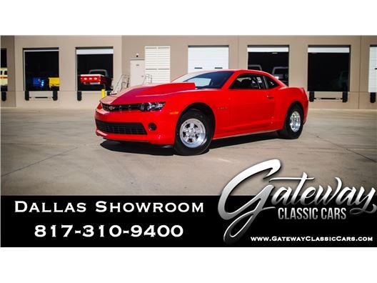 2015 Chevrolet Camaro for sale in DFW Airport, Texas 76051