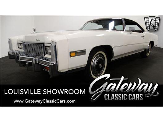 1976 Cadillac Eldorado for sale in Memphis, Indiana 47143