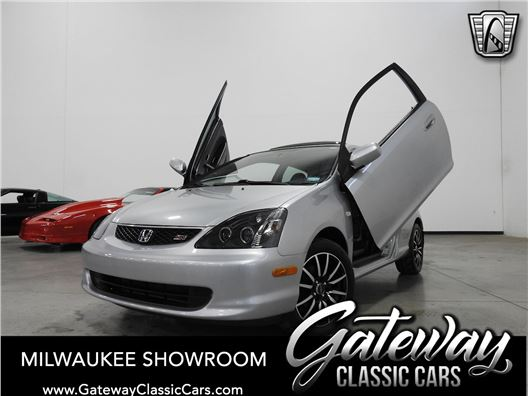 2002 Honda Civic for sale in Kenosha, Wisconsin 53144