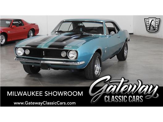 1967 Chevrolet Camaro for sale in Kenosha, Wisconsin 53144
