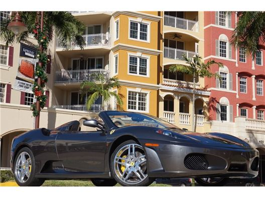 2007 Ferrari F430 F1 Spider for sale on GoCars.org