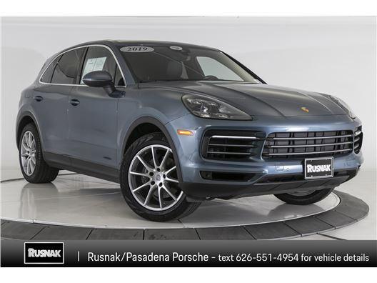2019 Porsche Cayenne for sale in Pasadena, California 91105
