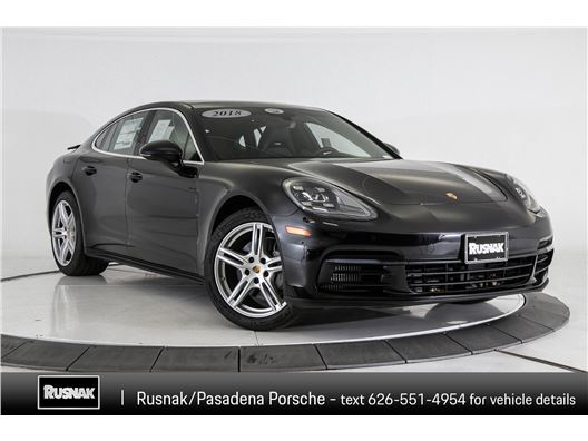 2018 Porsche Panamera for sale in Pasadena, California 91105