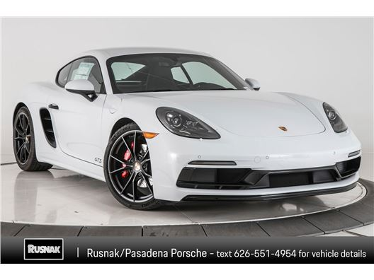 2018 Porsche 718 Cayman for sale in Pasadena, California 91105