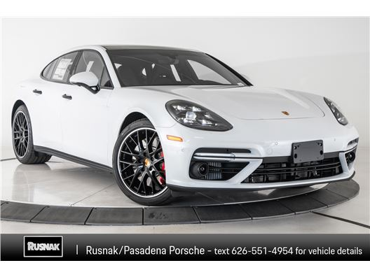 2019 Porsche Panamera for sale in Pasadena, California 91105