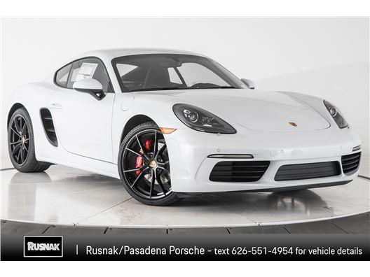 2019 Porsche 718 Cayman for sale in Pasadena, California 91105