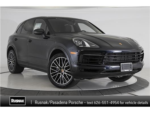 2020 Porsche Cayenne for sale in Pasadena, California 91105