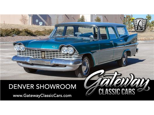 1959 Plymouth Suburban for sale in Englewood, Colorado 80112