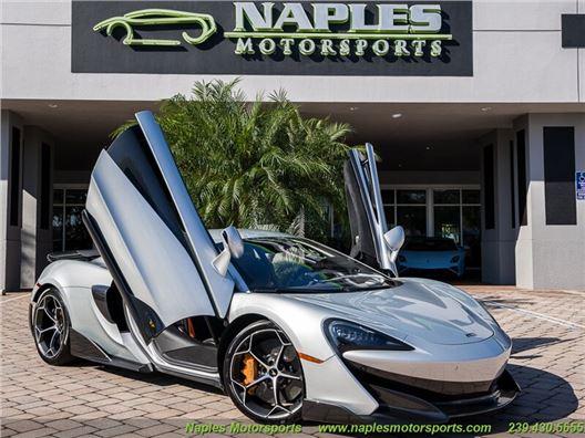 2019 McLaren 600LT for sale on GoCars.org