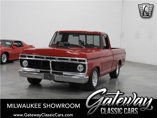 1977 Ford F100 for sale in Kenosha, Wisconsin 53144