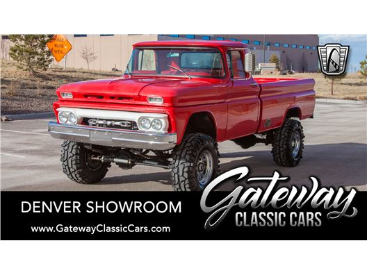 1962 GMC K20 for sale in Englewood, Colorado 80112