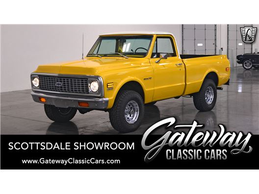 1972 Chevrolet K10 for sale in Phoenix, Arizona 85027