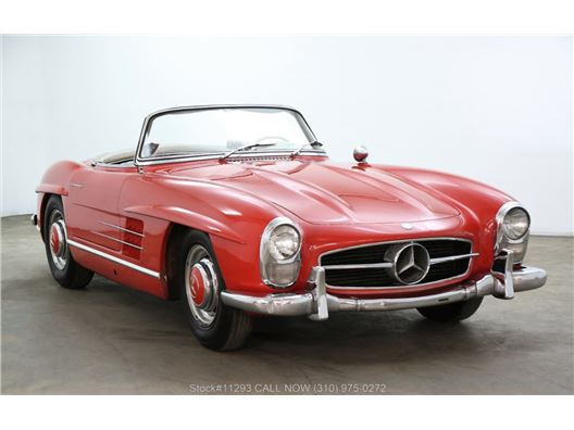 1961 Mercedes-Benz 300SL for sale in Los Angeles, California 90063