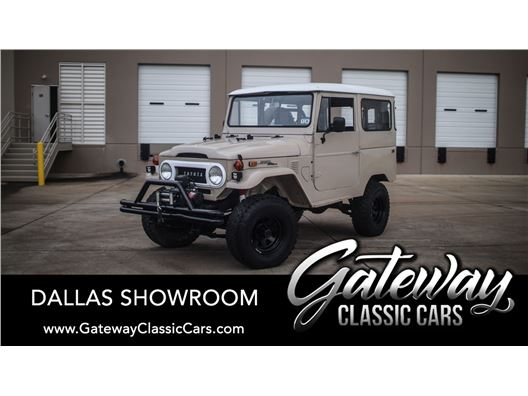 1972 Toyota FJ40 for sale in DFW Airport, Texas 76051
