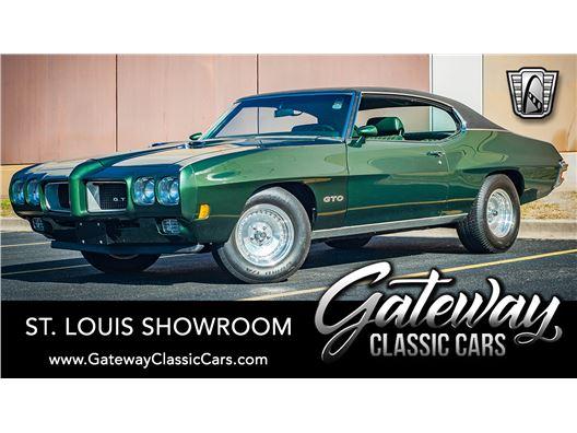 1970 Pontiac GTO for sale in OFallon, Illinois 62269