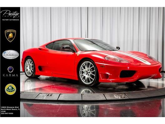 2004 Ferrari 360 Challenge Stradale for sale on GoCars.org