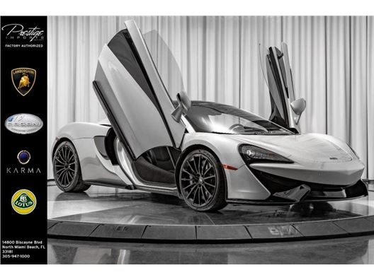 2019 McLaren 570GT for sale in North Miami Beach, Florida 33181