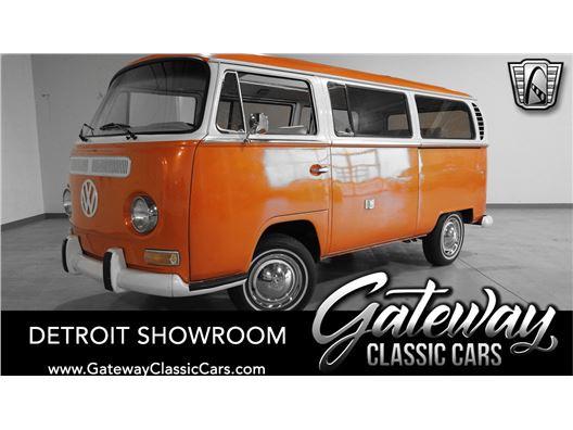 1969 Volkswagen Weekender for sale in Dearborn, Michigan 48120