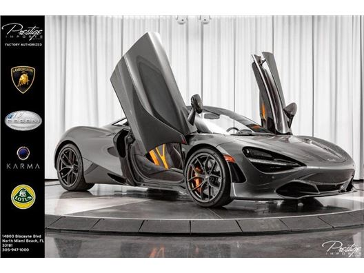 2020 McLaren 720S Spider for sale in North Miami Beach, Florida 33181