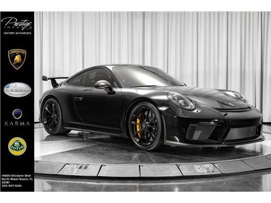 2018 Porsche 911 for sale in North Miami Beach, Florida 33181